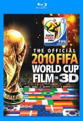 The Official 3D 2010 FIFA World Cup Film Blu-ray 3D