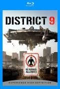 District 9 Blu-ray