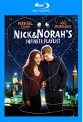 Nick and Norah's Infinite Playlist Blu-Ray