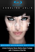 Salt Deluxe Extended Edition Blu-ray