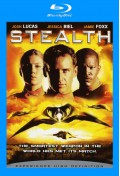 Stealth - Superhävitaja Blu-ray