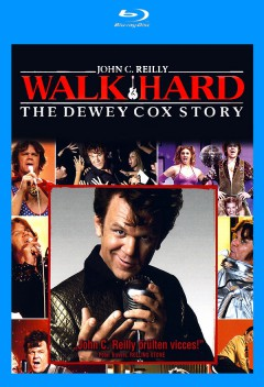 Walk Hard: The Dewey Cox Story Blu-ray